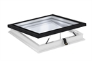 VELUX INTEGRA CVP 090090 S06Q Electric Flat Glass Rooflight 90x90cm