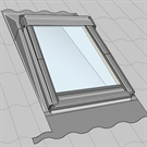 VELUX EAW 6000 Insulated Kerb Solution