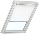 VELUX Electric Blackout Blind - 1025 White