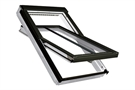 FAKRO FTU-V/C P2 Conservation White PU Laminated Centre Pivot Roof Window