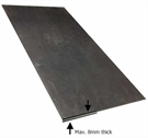 VELUX EDN 0300 Recessed Slate Flashing with Zinc External Finish
