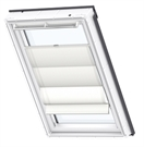 VELUX FHB 6500 Roman Blind - Delicious White