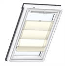 VELUX FHB 6503 Roman Blind - Delicious Cream