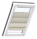 VELUX FHB BK04 6514 Roman Blind - Fabulous Burned Grey