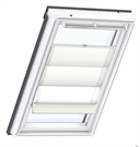 VELUX ZHB BK04 6501 Replacement Cloth for Roman Blind - White
