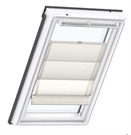 VELUX ZHB BK04 6515 Replacement Cloth for Roman Blind - Stylish Silver
