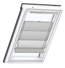 VELUX ZHB BK04 6516 Replacement Cloth for Roman Blind - Structured Grey