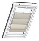 VELUX ZHB BK04 6517 Replacement Cloth for Roman Blind - Structured Cappuccino