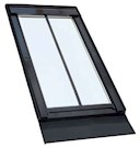 VELUX GGL SD5W3 Conservation Pine Centre Pivot Roof Window With Tile Flashing