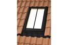 RoofLITE KUF Vintage C4A Conservation Deep Tile Flashing 55x98cm