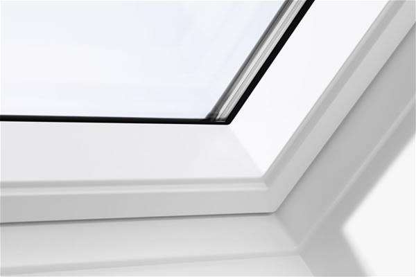 velux cabrio gdl pk19 sd0l001 white paint single balcony for slate 94x252cm sterlingbuild. Black Bedroom Furniture Sets. Home Design Ideas