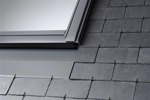 VELUX EKL S0222 Quatro Combination Slate Flashing 100mm Gap
