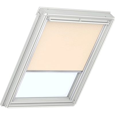Velux rfl mk08 1086 roller blind beige sterlingbuild for Velux customer support