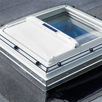 VELUX MSG 6090 heat-reduction flat roof awning blind