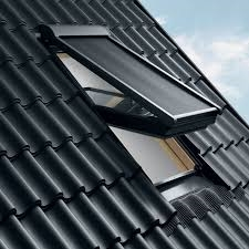 velux mhl n2 5060 manual awning blind black sterlingbuild. Black Bedroom Furniture Sets. Home Design Ideas