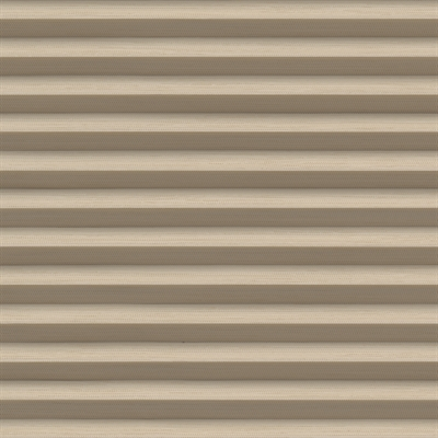 VELUX Flying Pleated Blind 1261 - Lovely Latte