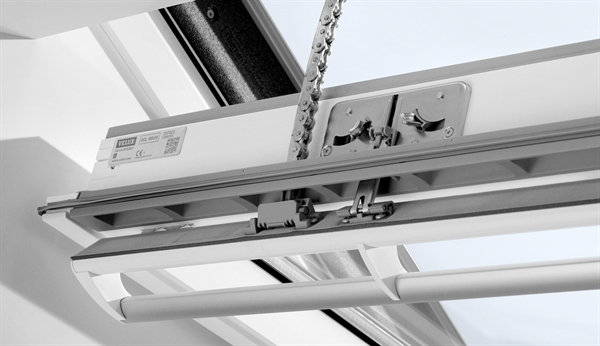 velux integra ggu fk06 016630 solar white pu triple glazed. Black Bedroom Furniture Sets. Home Design Ideas
