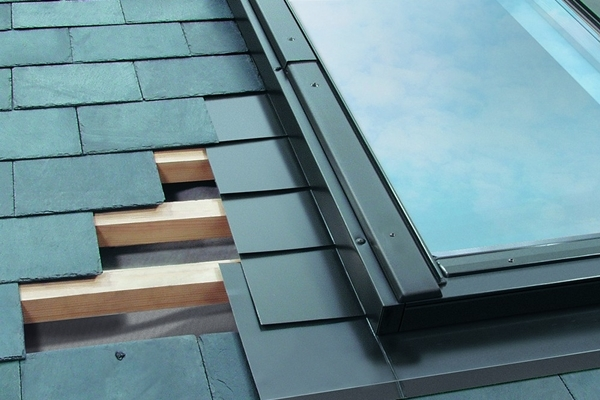 FAKRO EUV-L/B 07 Slate Flashing for L-Shaped Window 78x140cm