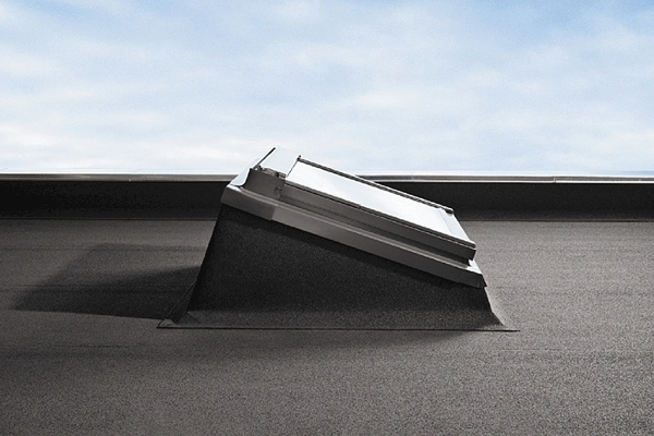 VELUX insulated flat roof kerb for VELUX windows pre-2014