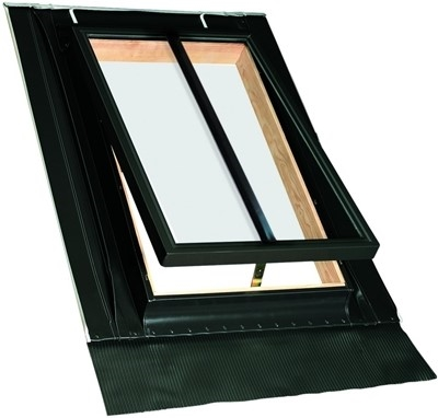 FAKRO WGI/C 01 Conservation Pine Double Glazed Top Hung Access Skylight 46x55cm