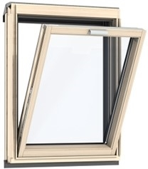 VELUX pine vertical element