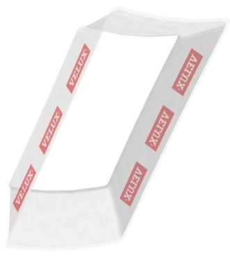 VELUX vapour barrier helps prevent condensation from forming in the roof construction