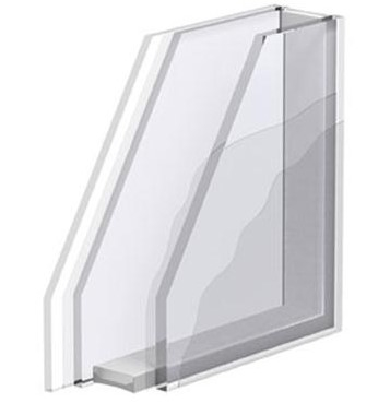 VELUX IPL 0034 Obscure Replacement Glazing Pane