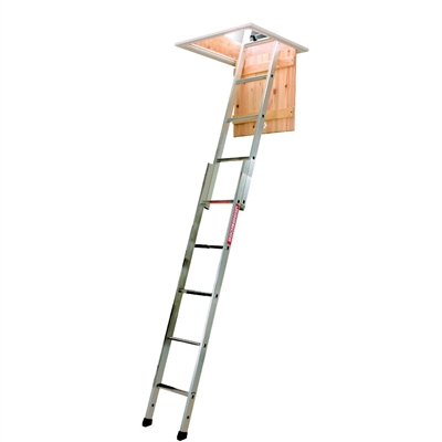 Youngman Spacemaker Loft Ladder 2 Section