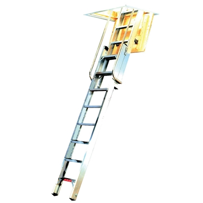 Youngman Deluxe Loft Ladder 2 Section