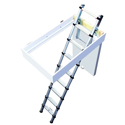 Youngman Telescopic Loft Ladder