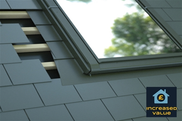 ECO+ slate flashings