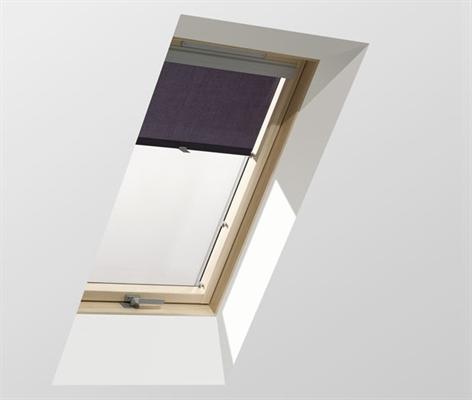 Dakea Rooflite Rhr Cxa 4212 Multifit Roller Blind Dark Blue