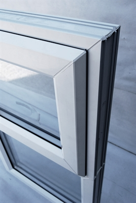 Sterlingbuild Upvc Clear Side Window With Right Hand