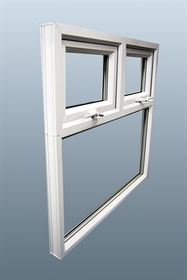 PVC window example