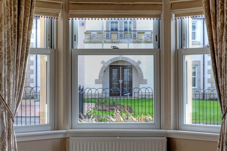 Lifestyle uPVC window
