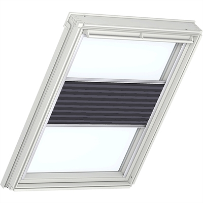 VELUX Flying Pleated Blind 1265 - Metallic Blue