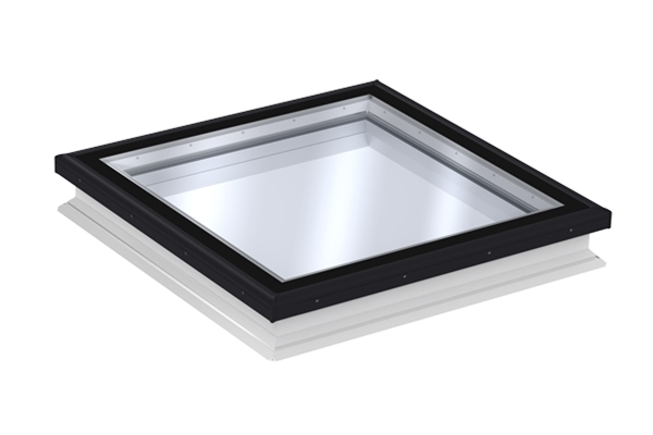 VELUX CFP 060060 S00M Fixed Flat Glass Rooflight 60x60cm