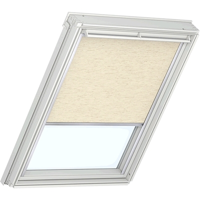 VELUX Roller Blind - 4000 Natural Grained