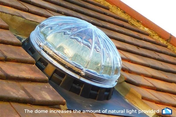 Lightway Glass Dome Only