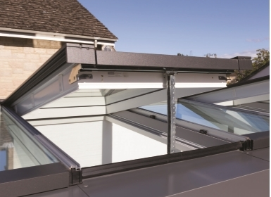 VELUX Modular Skylight mechanism