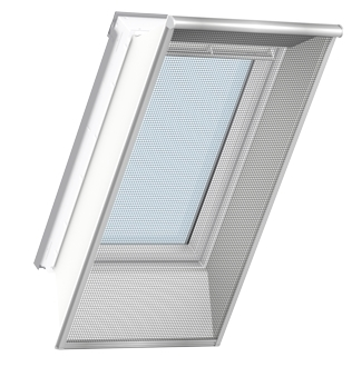 Velux zil ck02 8888 insect screen 49x160cm sterlingbuild for Velux customer support