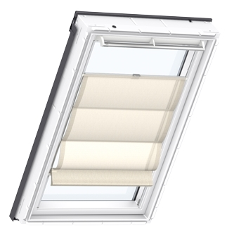 Velux zhb 102 6513 replacement cloth for roman blind for Velux bk04