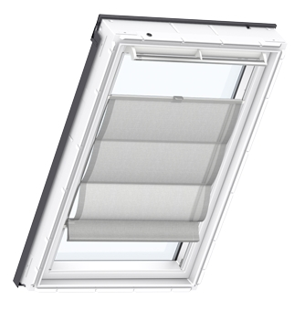 Velux zhb mk08 6516 replacement cloth for roman blind for Velux bk04
