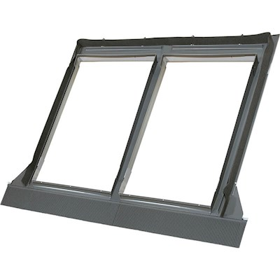 RoofLITE UCX M6A 46E Part 4+6 Combination Flashing 100mm Gap 78x118cm