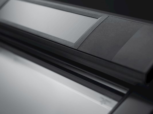 VELUX INTEGRA GGU Solar panel detail