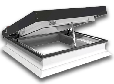 ECO+ Electric opening glass rooflight