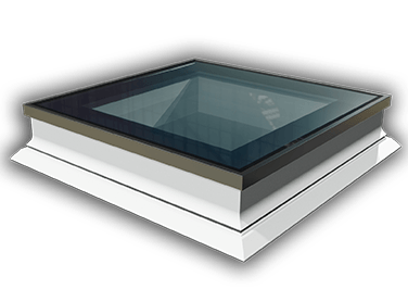ECO+ fixed glass rooflight
