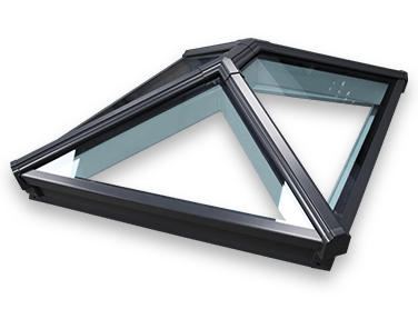 Korniche Flat Roof Glass Lantern