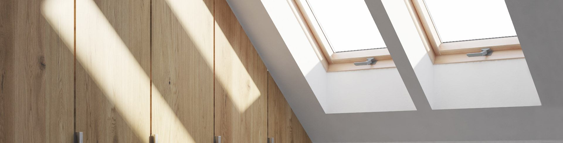 Sterlingbuild RoofLITE windows