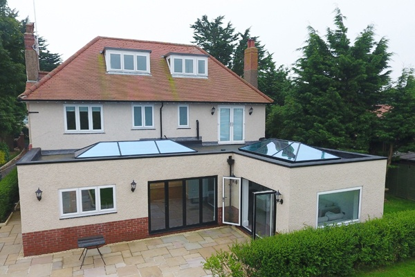 Single Storey Extension Roof Options Kitchen Extensions Costs And Benefits 2019 12 26